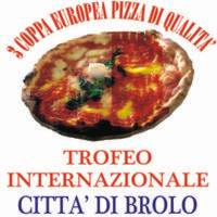 "Brolo - III coppa europea ""Pizza di Qualità"""