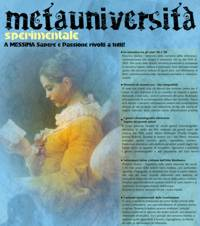 Metauniversità a messina