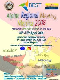 BEST-ALPINE REGIONAL MEETING MESSINA 2008