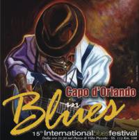 CAPO D'ORLANDO IN BLUES - International Blues Festival