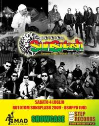 MAKE A DREAM & ONE STEP RECORDS SHOWCASE - ROTOTOM SUNSPLASH 2009
