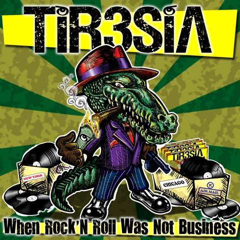 Tiresia - When rock'n'roll was not business