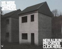 la Fat Cat scopre una nuova band: We Were Promised Jetpacks