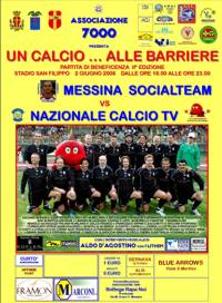 TORNA UN CALCIO… ALLE BARRIERE