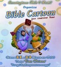 BIBLE CARTOON