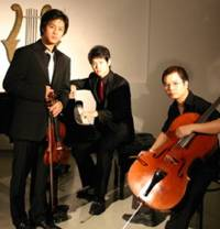 Concerti dell'ateneo messinese - VMC Piano Trio